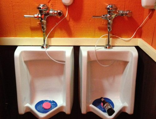 Why Are These Urinals So Lonely?