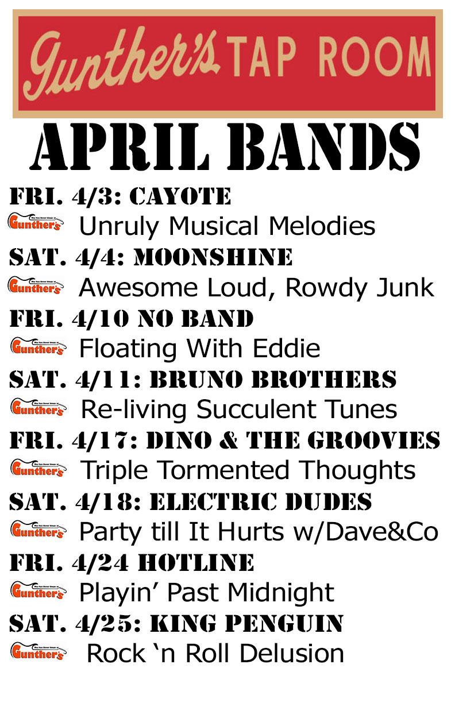 gunthers-April-15