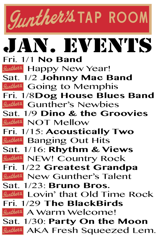 gunthers-January-16