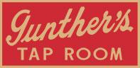 Gunthers Tap Room, Bar Northport NY Logo