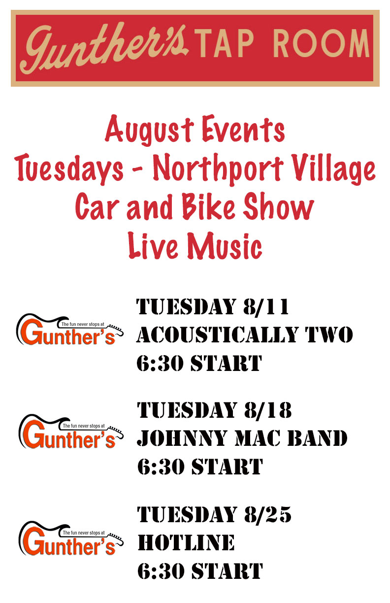Northport Live Music Family Night
